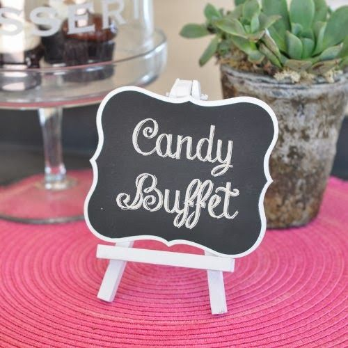 TOP 10 CHALKBOARD IDEAS FOR YOUR WEDDING (OR PARTY!)