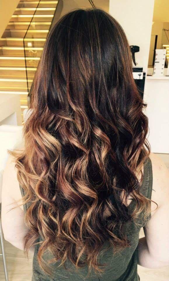 17 mejores ideas sobre mechas con reflejos para pelo corto for Color marmoleado para cabello