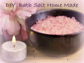 DIY BATH SALT
