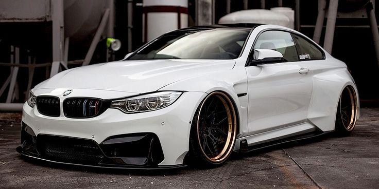 Vorsteiner BMW M4 | Vorsteiner BMW M4 GTRS4 Widebody - Samochody luksusowe