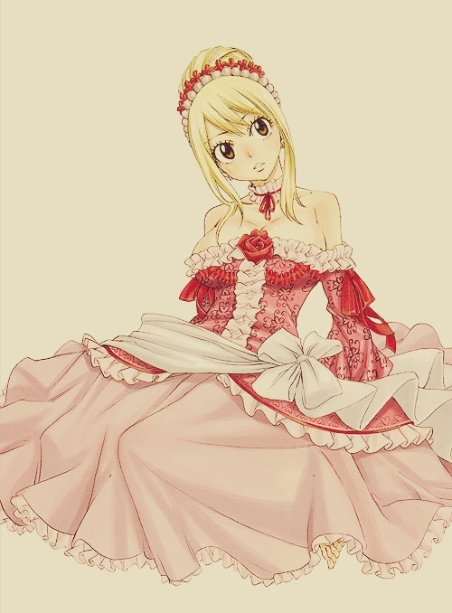 Fairy Tail, Lucy