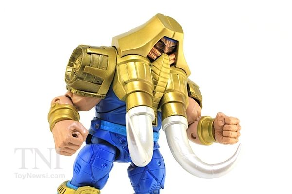 Masters of the Universe Classics Tuskador Figure Video Review & Images