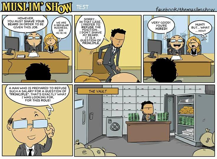 Test.. #Muslim Show