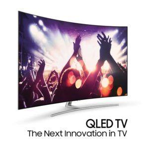 Samsung Entra na Nova Era do Entretenimento em Casa com a QLED TV