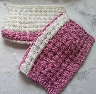 Knitted Wash Clothes Free Patterns : FREE KNITTING PATTERNS FOR WASH CLOTHES   KNITTING PATTERN