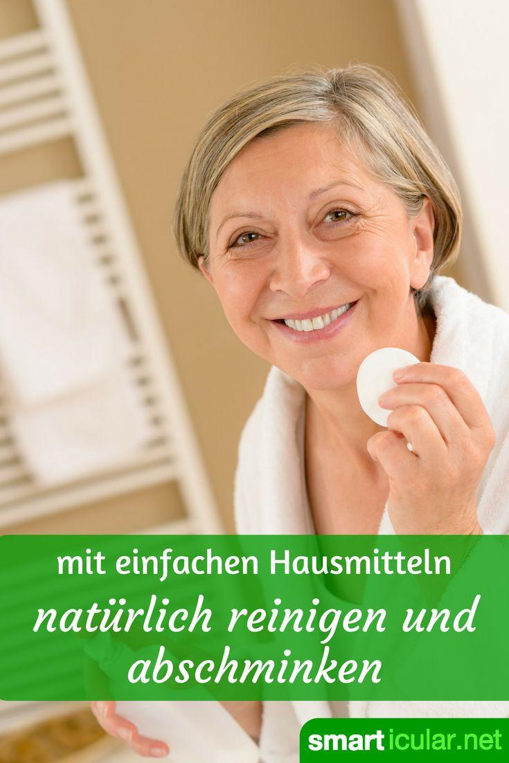 Schluss mit teuren Gesichtsreinigungsprodukten! Diese Hausmittel aus der Küche befreien deine Gesichtshaut sanft und effektiv von Schmutz und Make-up.