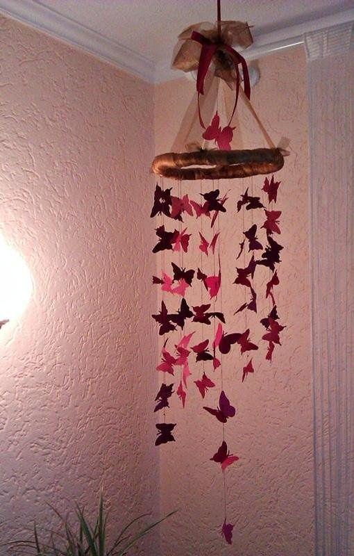 Butterflies #diy #ornament #butterfly #butterflies