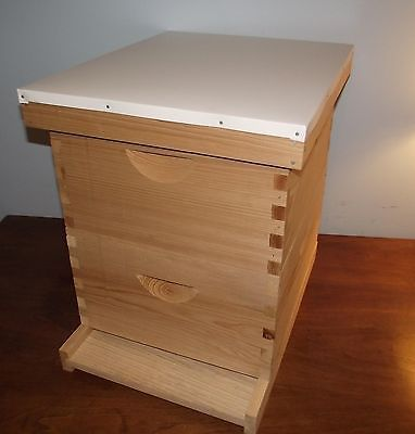 Bee Keeping Equipment Cypress Bee Hive Kit   eBay $165
