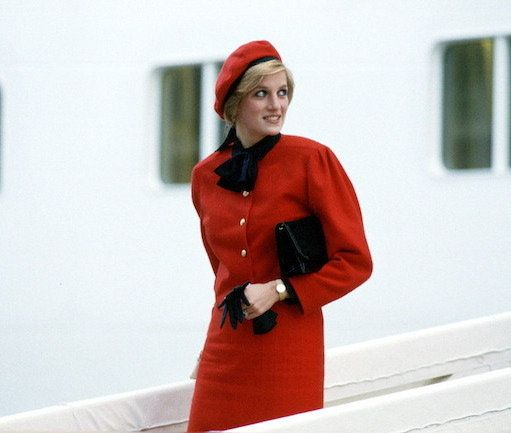 This is the REAL reason Princess Diana carried around clutch bags: Don't ever assume those clutches were just for show.