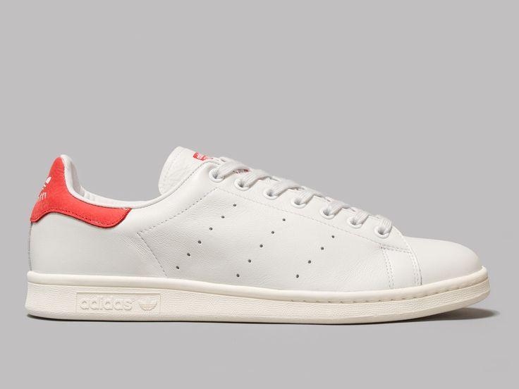 Adidas Stan Smith Neo White Collegiate Red