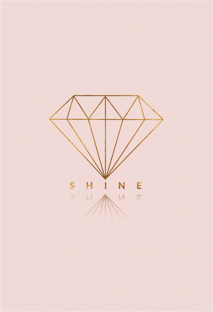 Shine Bright Like A Diamond | Wallpapers | AMANDA INEZ