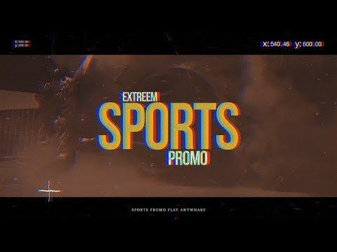 Sports Promo (Videohive After Effects Templates)   Trailer