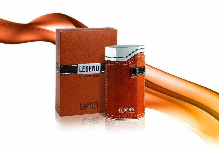 Emper Legend for Men Edt 100 ml. Rosemary, Teakwood & Musk.