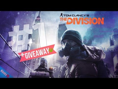 The Division - Part 1 - Welcome to New York (Giveaway)