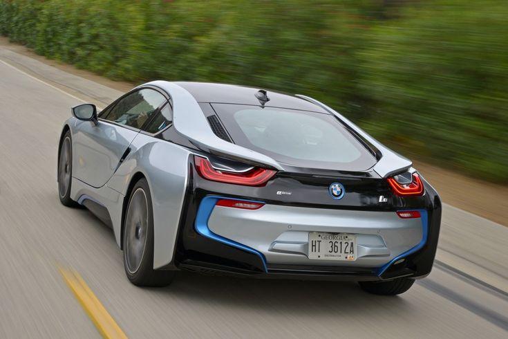 Video: met de BMW i8 door Los Angeles