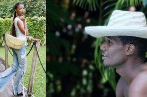 Le bakoua en Martinique révèle ses mille et une vies grâce à la Créatrice Sandra Chérubin-Jeannette qui fait dans le chic et la haute-couture. Le bakoua, un matériau robuste tiré de l'arbre du même nom, se porte en chapeaux, mais également en bijoux, sacs et autres accessoires de mode. Have fun !