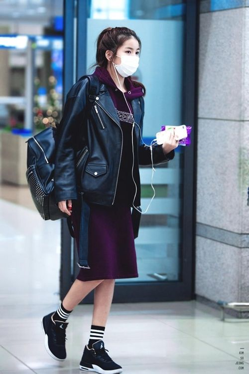 Gfriend Sowon Airport Fashion | Official Korean Fashion ...: https://www.pinterest.com/pin/467811480029409810/