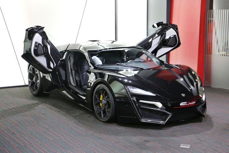 Lykan Hypersport / THE LYKAN HYPERSPORT BY W MOTORS GOES ON SALE IN DUBAI FOR $3.4 MILLION