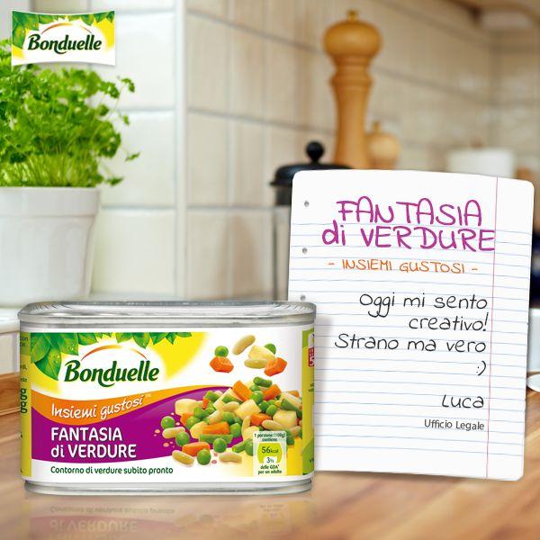 La nostra Fantasia di Verdure contagia proprio tutti!
