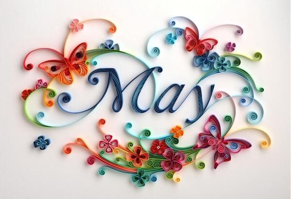 Calendar Wallpaper Quilling : Best may my birth month ️ images on pinterest