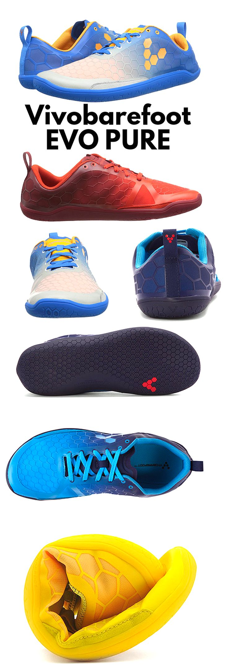 Vivobarefoot EVO PURE Review for Forefoot Running