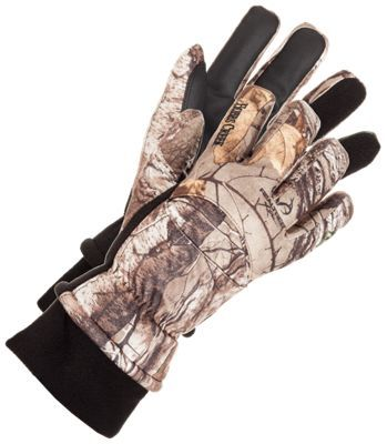 Hobbs Creek Insulated Gloves for Men - Realtree Xtra - L/XL