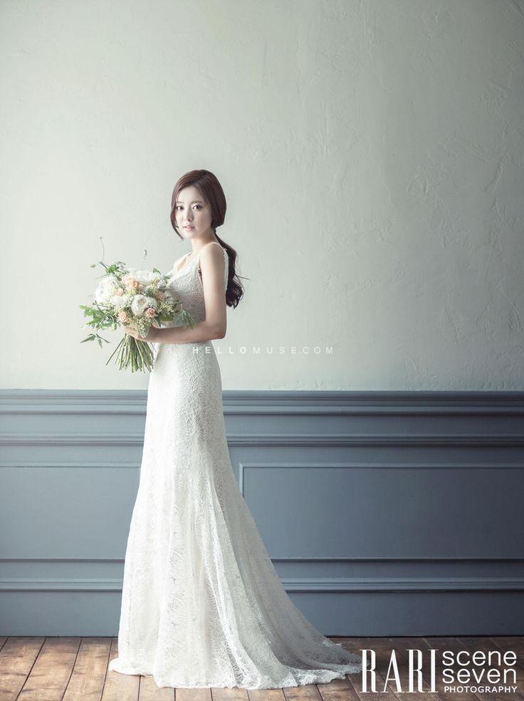 Korean pre wedding photography, cute Korean pre wedding photo shoot studio, cute…