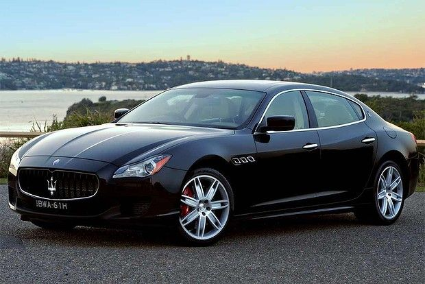 The 2015 Maserati Quattroporte had its top of the line on the North US Overseas automotive Show this year.