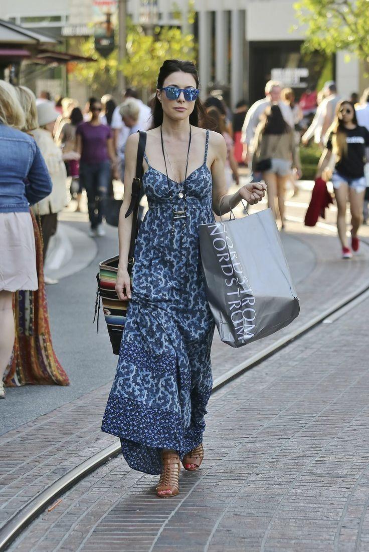 Jaime Murray..... - Celebrity Fashion Trends