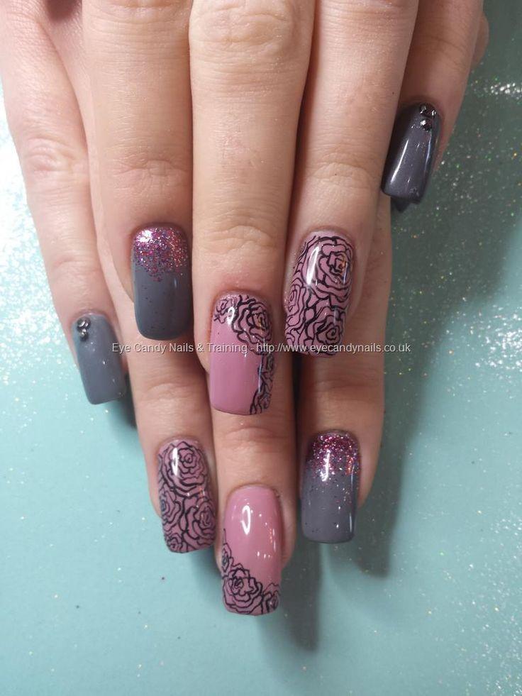 126 best Gel nails images on Pinterest   Gel manicures, Gel nails ...
