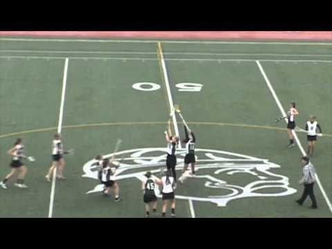 Girls Lacrosse Draw Control Tip