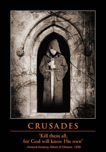 a history of the crusades the christian religious wars Religion news service - coverage of religion in the land of religious history, philip jenkins from the bloody crusades to world war i to naziism to.