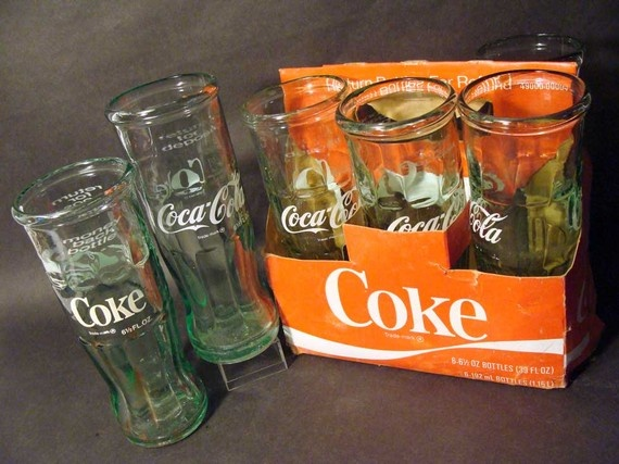 12 best glass coke bottle diy images on pinterest for Make glasses out of bottles