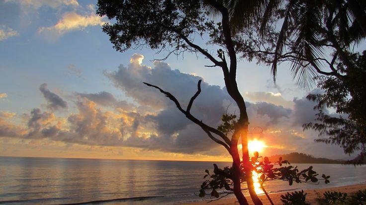 Dawn, Clifton Beach