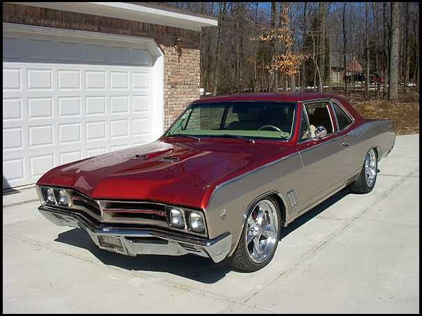 1967 Buick Skylark GS California 402/400 HP, Automatic
