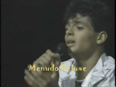 MENUDO - If Your Not Here - Robi Rosa LIVE For you my love, I miss you