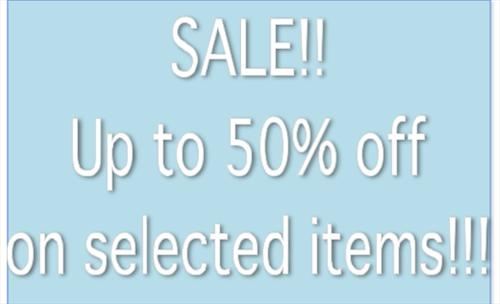 Check out our boutique and grab yourself a bargain!!