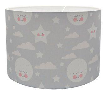 hanglamp babykamer met wolken