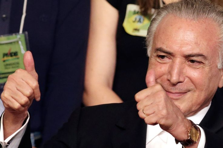 To See the Real Story in Brazil, Look at Who Is Being Installed as President — and Finance Chiefs - Glen Greenwald - The Intercept