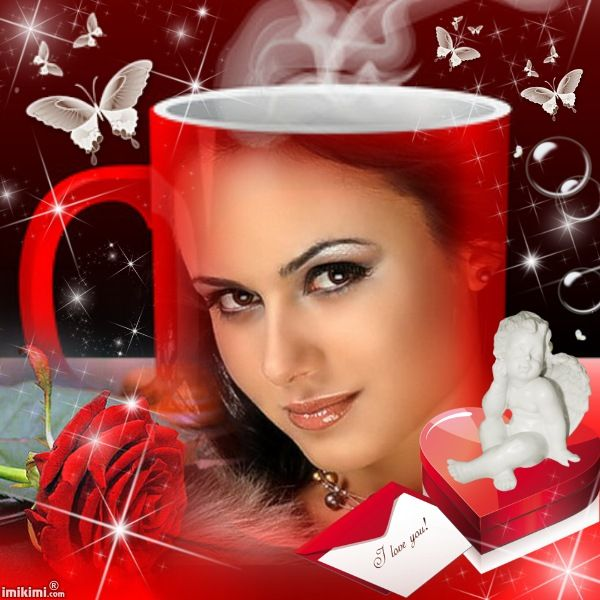 love cup frame from imikimicom click on it to put your own photo