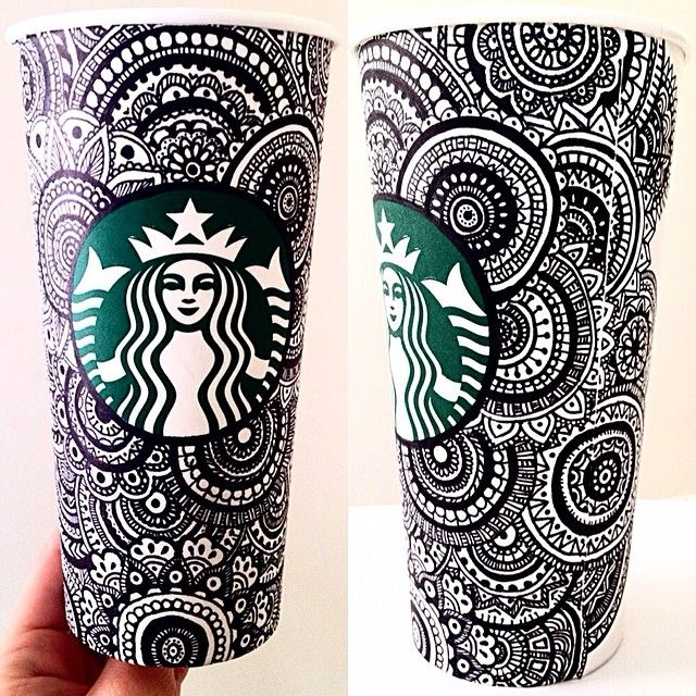 People can use Sharpies to add all kinds of designs and colors to everyday objects.