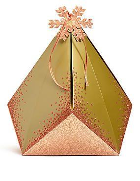Hollywood Luxury Metallic Gift Box | M&S
