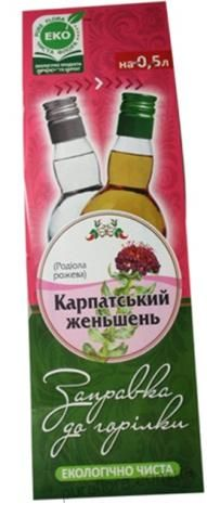 Карпатський Женьшень (родіола рожева) #Карпатський #чай #Карпатська #колекція
