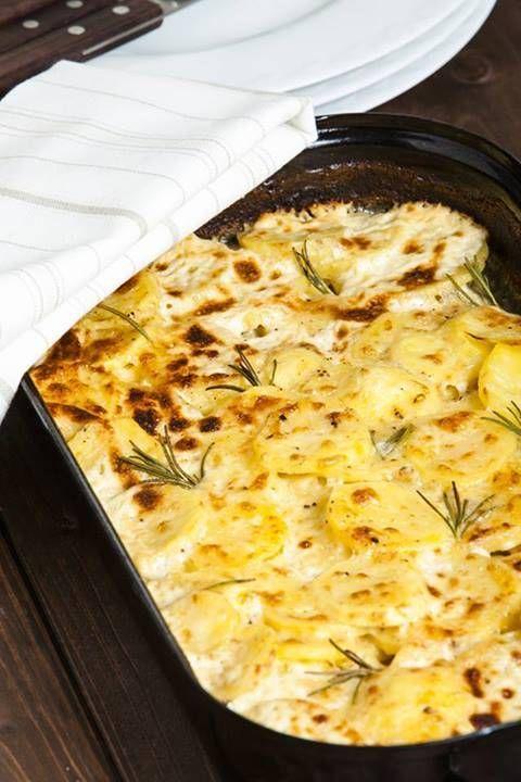 Rosemary Au Gratin Potato Casserole | Casseroles/Lasagnas ...