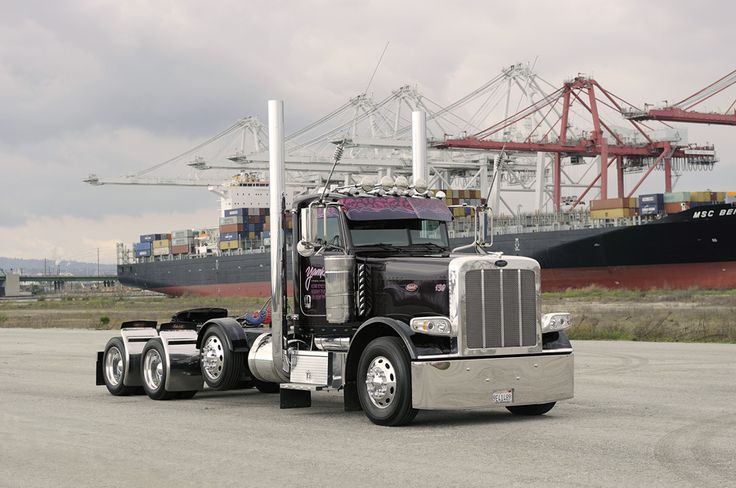 Container Haulers In Long Beach