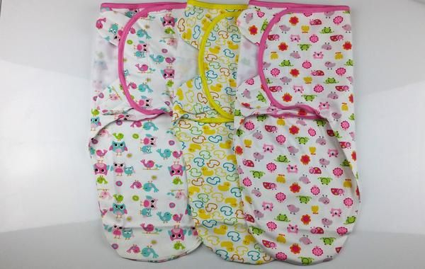 Swaddle Wrap - Adjustable infant wrap