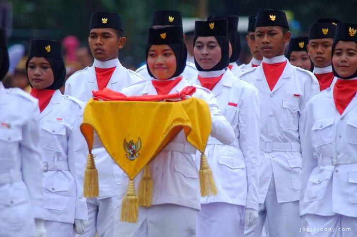 Paskibraka; Forces of National Flag