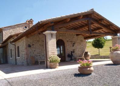 Villa Beicolli, campagna umbria capodanno 2013