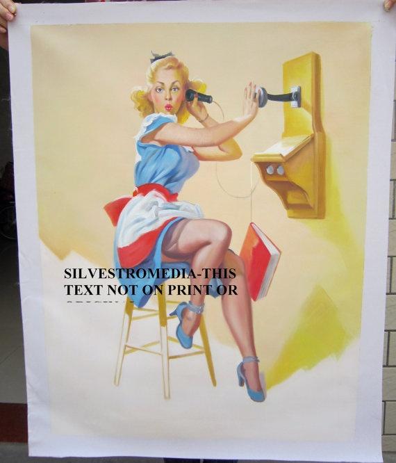 2019 Vintage Pinup Girl Gil Elvgren Hand Painted Art Oil: 88 Best Logo Design Inspiration Images On Pinterest