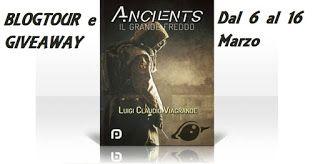 """Il flauto di Pan: Blogtour """"Ancients - Il grande freddo"""" di Luigi Cl..."""